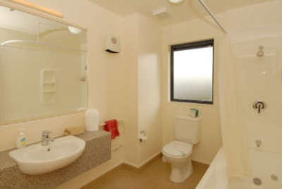 Bathroom In One Bedroom Unit 14 of 16