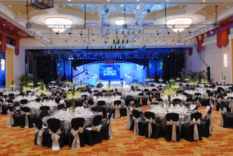 Conference Hall -Dinner 15 of 26