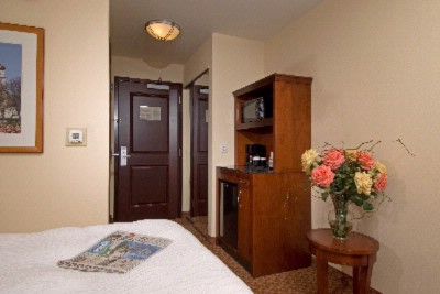 Each Guestroom Has A Microwave Mini Refrigerator And Coffee Station 6 of 8