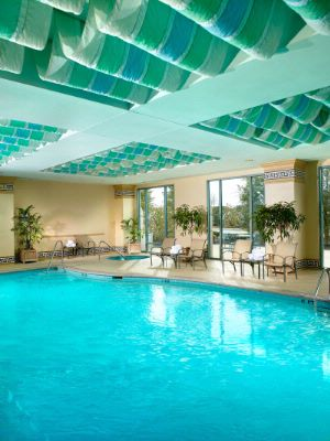Hotel Indoor Pool 5 of 12