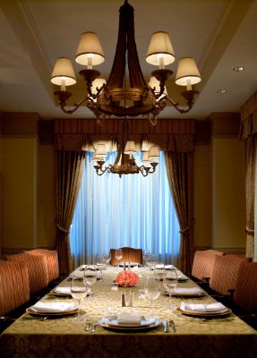 Hotel Private Dining Room 10 of 12
