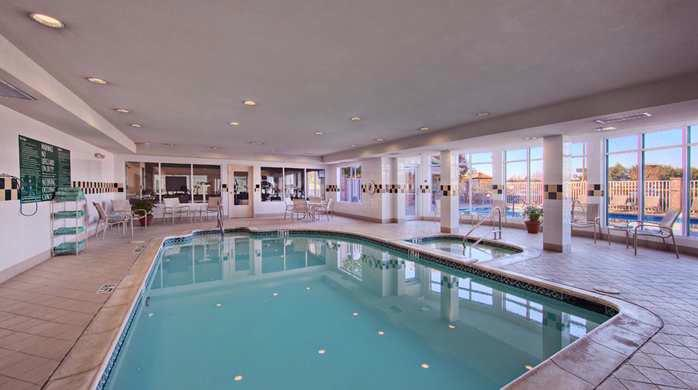 Both Indoor Pool And Spa And Outdoor Pool 6 of 14