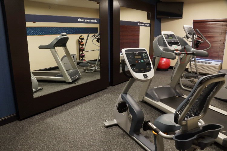 Workout In Our Onsite Fitness Center 8 of 16