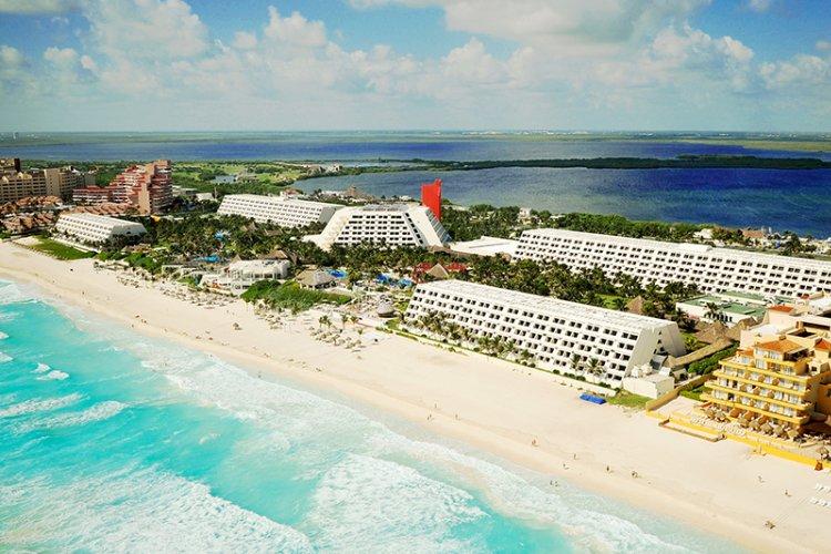 GRAND OASIS CANCUN ALL INCLUSIVE - Cancun Bulevard Kukulcan Km ...