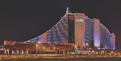 Jumeirah Beach Hotel Exterior 3 of 16