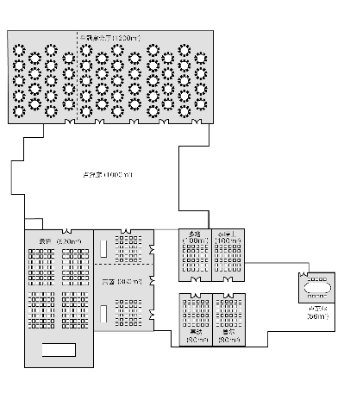 Meeting Room Floor Plan 22 of 22
