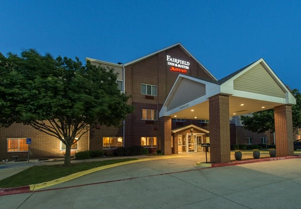 Fairfield Inn Suites by Marriott Dallas Lewisville