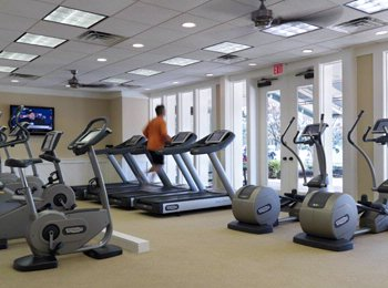The Sea Pines Resort Fitness Center 10 of 14
