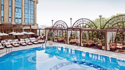 Four Seasons Hotel Cairo at First Residence 1 of 6
