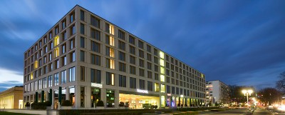 Novotel Karlsruhe City 1 of 4