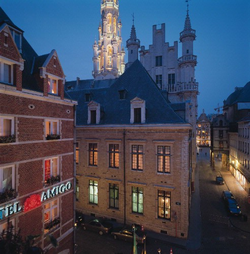 Hotel Exterior -View On The Grand Place 10 of 10