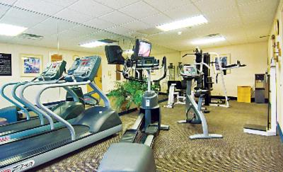 Our Fully Equipped Fitness Facility 7 of 11