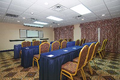 Meeting Room Seats Up To 30 Classroom And U-Shape And 40 Theatre. The Meeting Room Features A White Board Pull Down White Screen Tv/dvd And Free Wireless High-Speed Internet. 10 of 11
