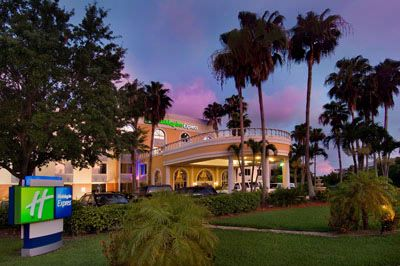 Image of Holiday Inn Express Miami Airport Doral