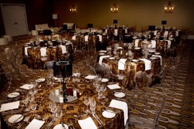 Podium Room -Dinner Setting 6 of 9