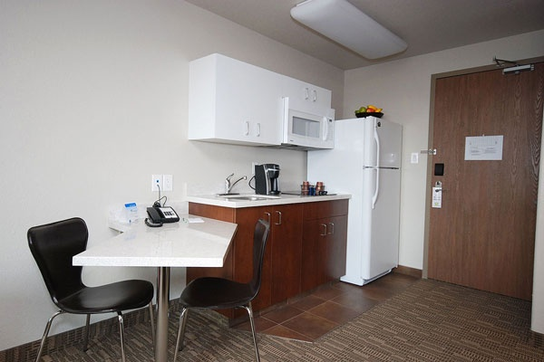 Double Queen Studio Kitchenette 3 of 6