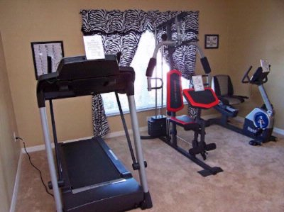 Your Own Workout Area 19 of 25
