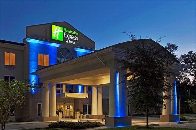 Holiday Inn Express Suites Silver Springs Fl 5360 East Blvd 34488