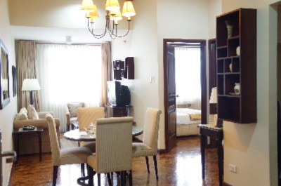 One Bedroom Deluxe-55sqm (1-2 Persons) 5 of 14