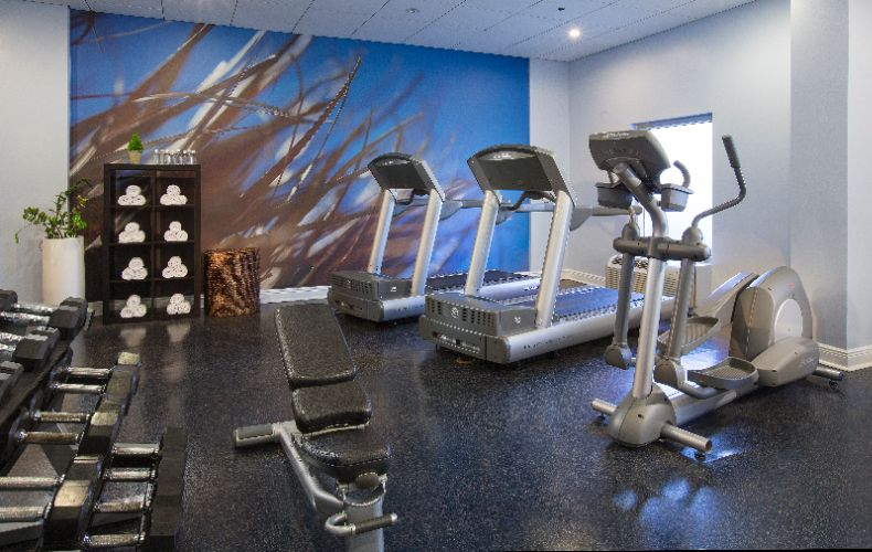 Keep Up With Your Fitness Regime In Our 24-Hour Fitness Room 11 of 11