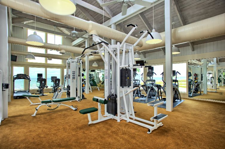 The Inn\'s Fitness Center At The Beach Club 24 of 31