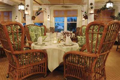 The Inn\'s Dining Room 4 of 31