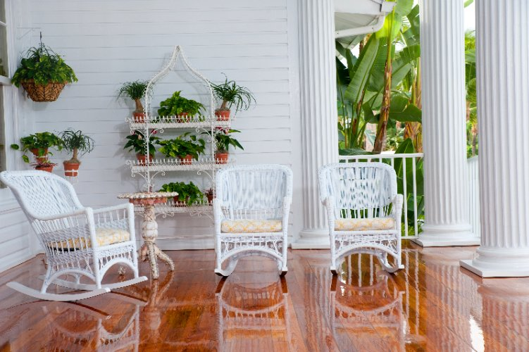The Inn\'s Front Porch 31 of 31