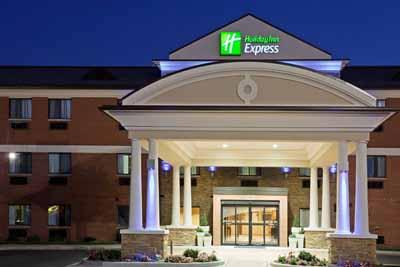 Holiday Inn Express Sheboygan
