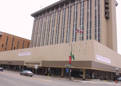 HOLIDAY INN DOWNTOWN ROCHESTER Rochester MN 220 South Broadway 55904