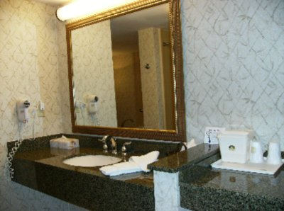 Hotel Room Bathroom 9 of 10