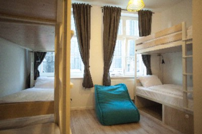 6-Bed Dormitory With Private Bathroom 6 of 12