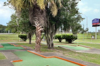 Test Your Skills In Our On-Site Miniature Golf Course. 6 of 19