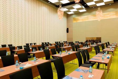 Novotel Ballroom Class Room Set -Up 8 of 30