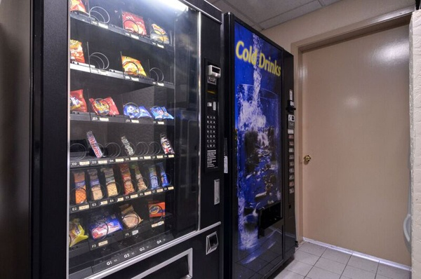 No Need To Go To The Store....grab A Snack At One Of Two Of Our Vending Machines. 15 of 16