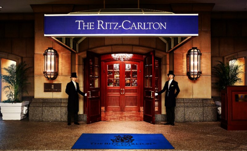 The Ritz Carlton Osaka 1 of 12