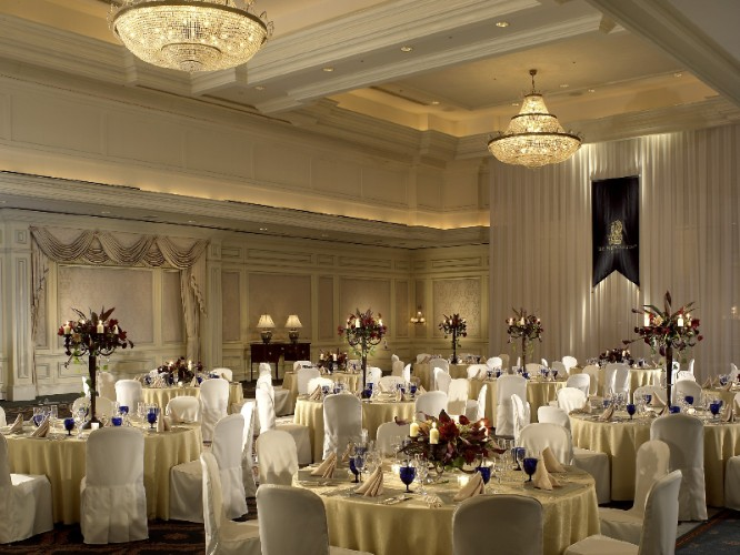 The Grand Ballroom 7 of 12