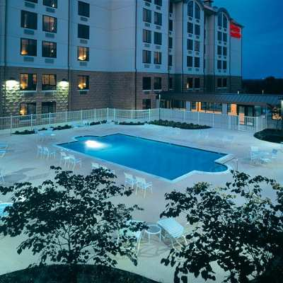 Our Large Outdoor Pool Courtyard & Sun Deck Area 10 of 22