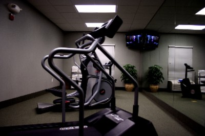 Modern Exercise Room 5 of 11