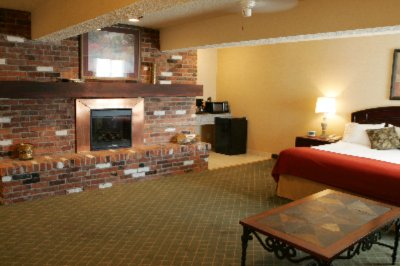 Fire Place Suite 7 of 11