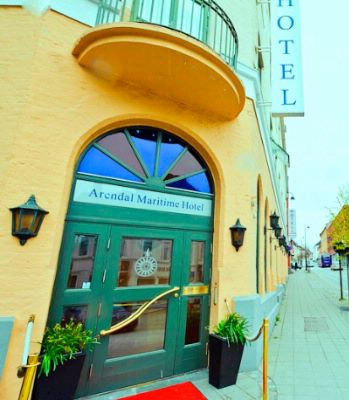 Arendal Maritime Hotel 1 of 9