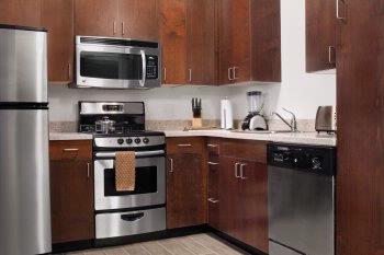 Full Size Kitchens In Our 1 Bedroom Suites 3 of 21