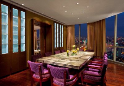 Suite Presidencial -Dining Room 6 of 23