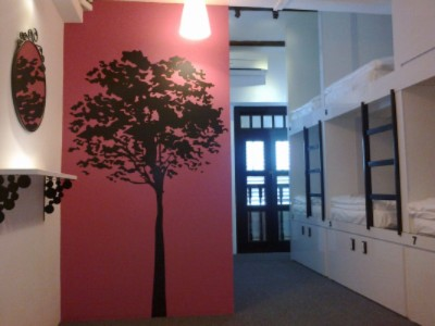 Tree-Themed Dorm 12 of 15