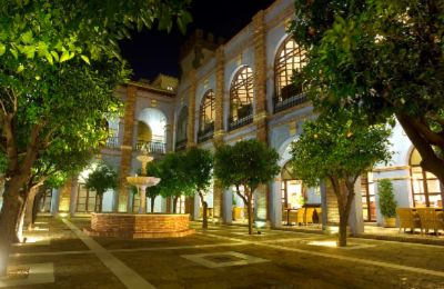 Patio De Los Naranjos Night View 8 of 16
