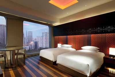 Andaz Twin Room 10 of 13