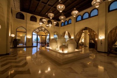 Lobby -Arabian Coffee & Dates Served Upon Arrival 4 of 16