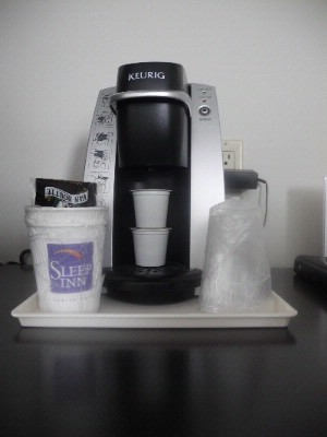 In Room Keurig 16 of 16