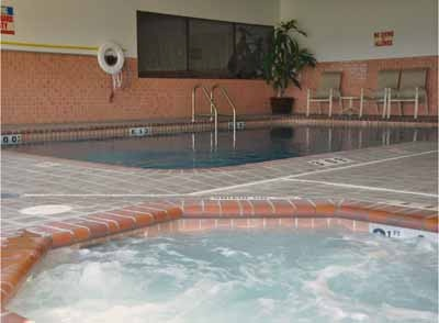 Let Our Whirlpool Melt Away The Tension Of The Day. With Our Extended Hours It\'s A Perfect Way To Start The Morning Or End The Night. 10 of 16