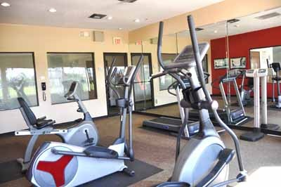 Keep Up With Your Exercise Regimen In Our Fitness Center. 9 of 16