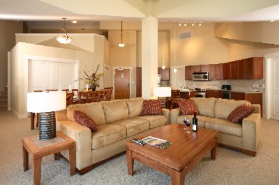 Two Bedroom Suite Living Room 5 of 11
